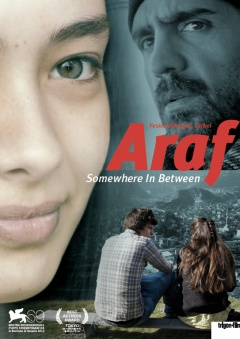 Araf - Somewhere In Between flyer