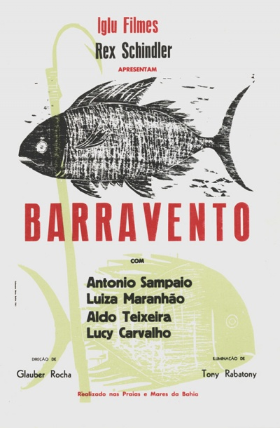 Barravento flyer