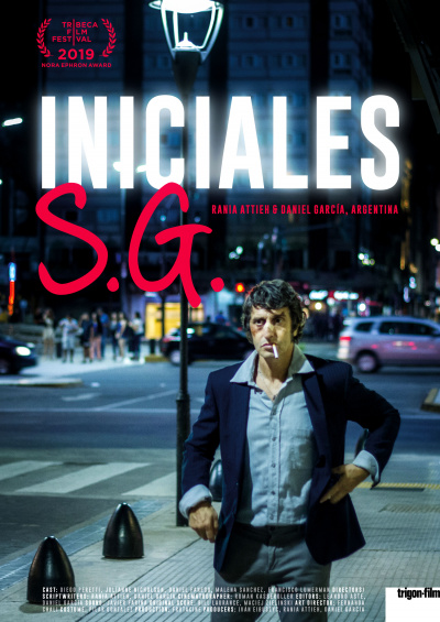 Iniciales S.G. flyer