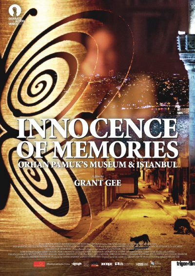 Innocence of Memories - Orhan Pamuk's Museum and Istanbul flyer