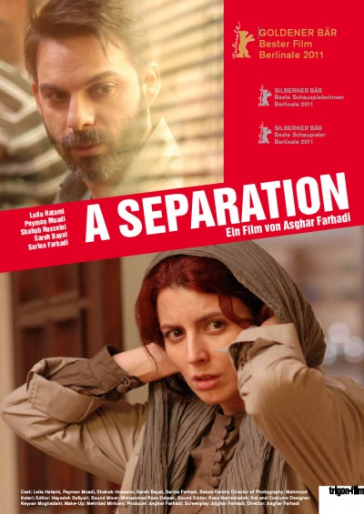 A Separation flyer