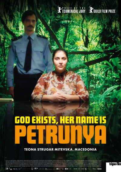 God Exists, Her Name is Petrunya flyer