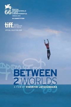 Ahasin Wetei - Between Two Worlds (Flyer)