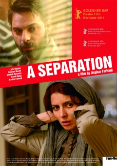 A Separation (Affiches One Sheet)