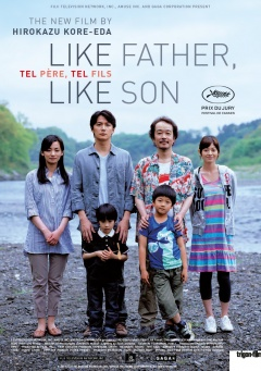 Like Father, Like Son (Affiches One Sheet)