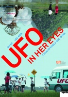 Ufo In Her Eyes Affiches One Sheet