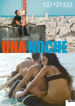 Una noche (Affiches One Sheet)