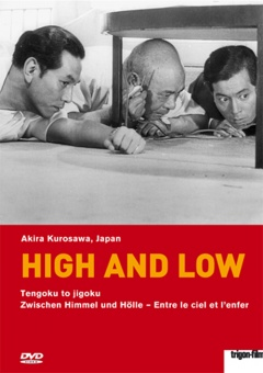 Entre le ciel et l'enfer - High and Low (DVD)