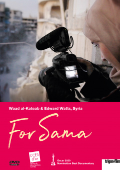Pour Sama - For Sama DVD
