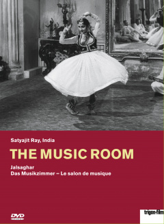 The Music Room - Le salon de musique DVD