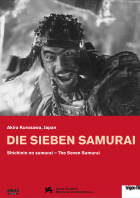 The Seven Samurai DVD