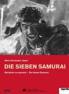 The Seven Samurai - Les sept samouraïs (DVD)