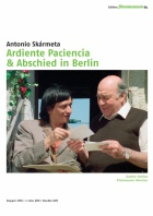 Ardiente Paciencia & Abschied in Berlin DVD Edition Filmmuseum