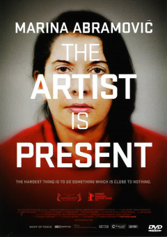 Marina Abramović - The Artist Is Present (DVD Edition Look Now)