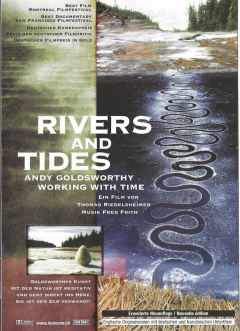 Rivières et marées - Rivers and Tides DVD Edition Look Now